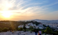 Athens Sunset Free Walking Tour