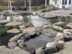Acorn Ponds & Waterfalls