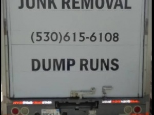 Aaron's Junk Removal Grass Valley, CA