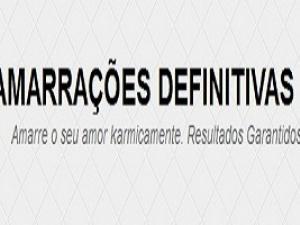 AMARRAÇÕES DEFINITIVAS